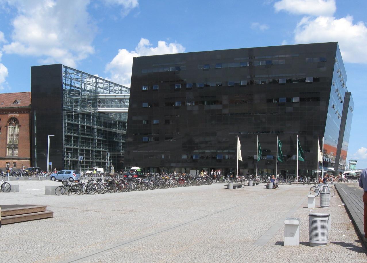 Kopenhagens Schwarzer Diamant  Deutsche Bcherei Sonderburg