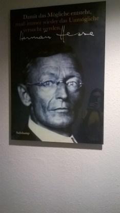 Hermann Hesse im Suhrkamp Verlag (c) glasperlenspiel13