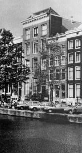 Das ehemalige Verlagshaus in der Keizersgracht 333 by Querido | © Archiv Uitgeverij Querido, Amsterdam