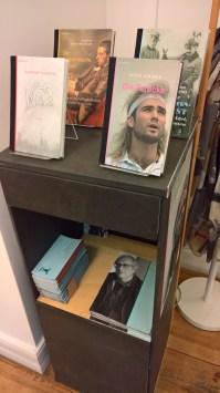 Das aktuelle Programm des Berenberg Verlags in Berlin ©glasperlenspiel13