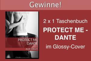 Gewinne Taschenbuch Protect me Dante von Allie Kinsley