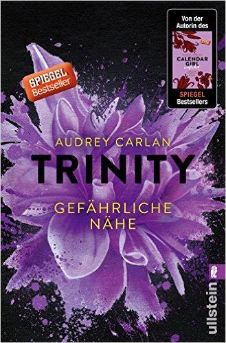 Trinity - Gefährliche Nähe (Die Trinity Serie 2) Book Cover
