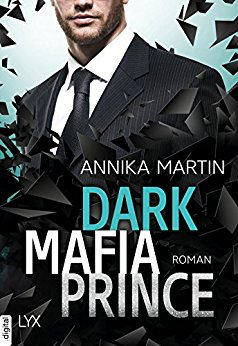 Dark Mafia Prince (Dangerous Royals 1) Book Cover