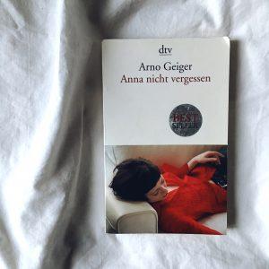 Anna nicht vergessen Rezension Arno Geiger