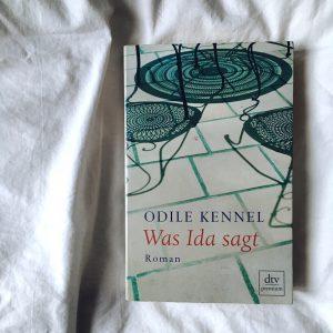 Was Ida sagt Rezension Odile Kennel