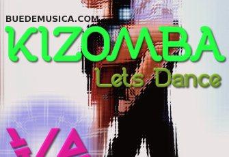 VA KIZOMBA Lets Dance Vol.1 2016
