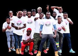 Elenco Da Paz - Dia De Folga (Kuduro) 2016