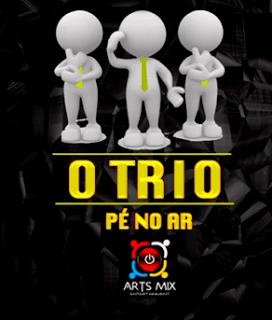 O Trio - Pé No Ar (Afro House) 2016