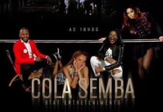 Livongh e Tatiana - Cola Semba (feat. Mayazuda e Cilana) 2016