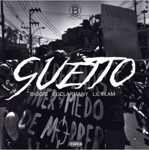 Biggie Feat. Euclarmany & Lil Flam - Guetto (Hip Hop) 2016