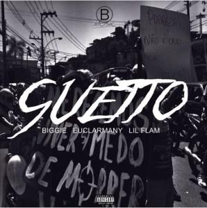 Biggie Feat. Euclarmany & Lil Flam - Guetto (Hip Hop) 2016