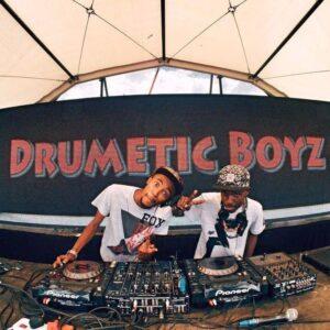 Drumetic Boyz - DBN Trumpet (Original) 2016