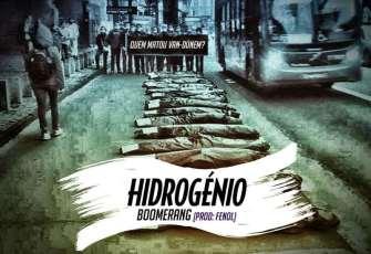 Hidrogénio - Boomerang (Rap) 2016