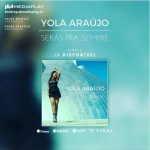 Yola Araújo - Serás Pra Sempre EP (2016)