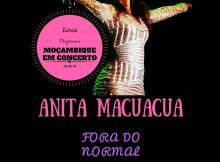 Anita Macuacua - Fora Do Normal (Marrabenta) 2016
