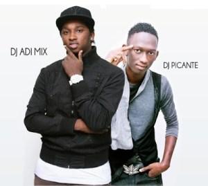 Dj Adi Mix & Picante - Mata Ja (Afro House) 2016