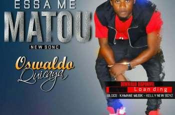 Oswaldo Quicaya - Essa me Matou (Zouk)