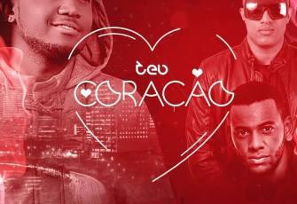 Bráulio Alexandre e Dj Rick Star Feat. Gm - Teu coração (Zouk) 2016