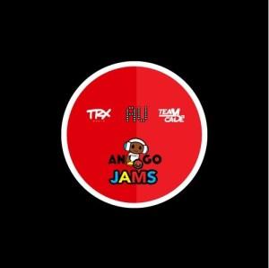 Team Cadê & TRX Music - Au (2016)