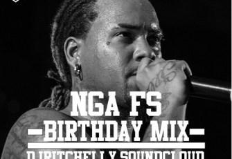 Dj Ritchelly - NGA [Força Suprema] (Birthday MIX) 2016