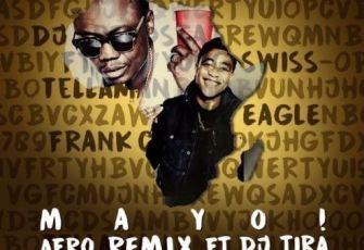 DJ Speedsta - Mayo ft. Yung Swiss & DJ Tira (Afro Remix) 2016