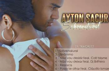 Ayton Sacur - Sobrenatural (EP) 2016