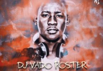 Dj Vado Poster feat. Guitar Alex Samba - Vírus a Solta (Afro House) 2016