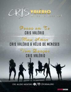 Cris Valério - Um Sonho Posível (EP) 2017