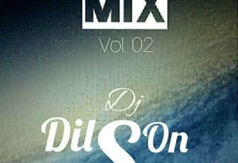 Ultimix 2K17 Serie Vol. 02 (Dj Dilson Santos) 2017