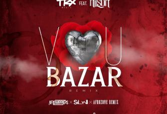 TRX Music - Vou Bazar (Afro Warriors, Silyvi & AfroZone Remix) 2017