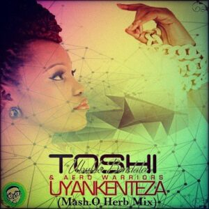 Toshi & Afro Warriors - Uyankenteza (Mash.O Herb Mix) 2017