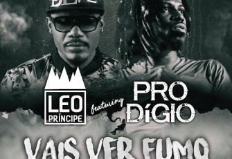 Leo Príncipe feat. Prodígio - Vais Ver Fumo (Kizomba) 2017