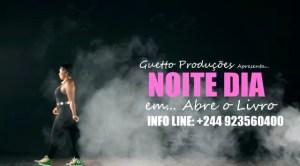 Noite Dia feat. Dj Killamu - Abre o Livro (Kuduro) 2017