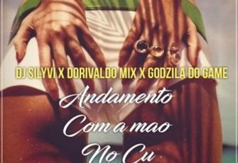 DJ Silyvi, Dorivaldo Mix & Godzila Do Game - Andamento Com Mão No Cú (Afro House) 2017