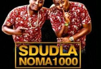 Sdudla Noma1000 feat. Heavy K & Kwesta Rico - Maniki Niki (Afro House) 2017