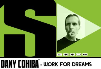 Dany Cohiba - Work For Dreams (Original Mix) 2017