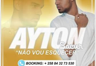 Ayton Sacur - Não Vou Esquecer (Kizomba) 2017