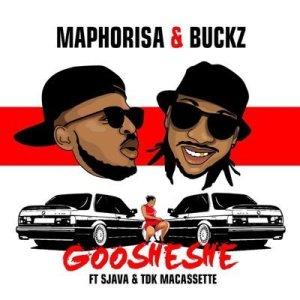 DJ Maphorisa & DJ Buckz feat. Sjava & TDK Macassette - Goosheshe (Afro House) 2017