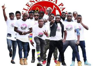 Elenco Da Paz - Violência Doméstica (Kuduro) 2017