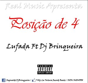 Lufada feat. Dj Brinqueira - Posição de 4 (Funk) 2017