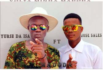 Yurse da Isa feat. Jose Sales - Volta Minha Madoda (Kizomba) 2017