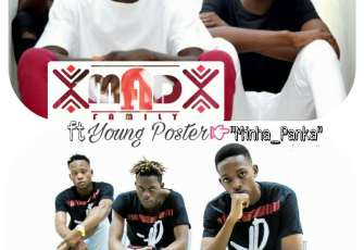 Mad Family feat. Young Poster - Minha Panka (Trap) 2017