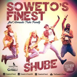 Soweto's Finest feat. Nomadic Tribe Family - Shube (Afro House) 2017
