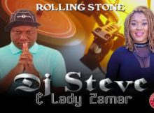 DJ Steve & Lady Zamar - Rolling Stone (Afro House) 2017