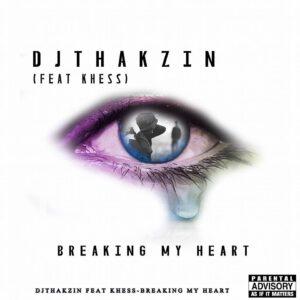 DJ Thakzin feat. Khess - Breaking My Heart (Afro House) 2017