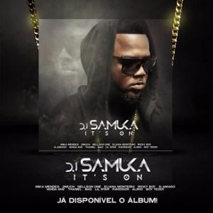 Dj Samuka feat. G-Amado - Amar-te Em Segredo (Kizomba) 2017