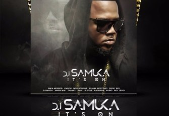 Dj Samuka feat. Ricky Boy - Nem Pensar (Kizomba) 2017