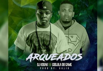 DJ Kodak feat. Godzila Do Game - Arqueados (Afro House) 2017