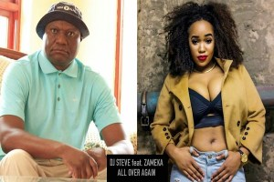 DJ Steve feat. Zameka - All Over Again (Afro House) 2017