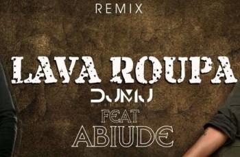 Abiude feat. DJ MJ - Lava Roupa Remix (Tarraxinha) 2017